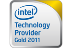 intel gold technology provider